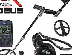 XP DEUS With WS4 Backphone Headphones + Remote + 11″ Coil - DEUS28X35RCWS4US XP Deus wireless metal detector plus WS4 headphones incorporates power, speed, precision, and is lightweight. The compactness of this detector has been achieved by the components developed for leading-edge technologies. Remote Specifications Can control and adjust the detector alone Built in speaker works with or without headphones 1/8″ audio headphone jack Four non-motion modes Precise audio and visual discrimination Extended iron discrimination Nine preset factory programs Expert menu Belt clip included Full graphic display Low power consumption backlight Intuitive screen functions Battery life: +/- 27 hours Search Coil Specifications 11″ X35 Round standard search coil Carbon fiber infused DD Light weight and waterproof Includes coil cover and hardware Contains metal detector electronics Battery Life: +/- 20 hours (depending on power and frequency) Total of 35 frequencies – 5 main frequencies with 7 wide offsets 3.7 to 4.4kHz, 7.1 to 8.4kHz, 10.5 to 12.4kHz, 15.2 to 17.8kHz, 23.5 to 27.7kHz Headset Information Wireless headphone with controls and LCD screen Light and foldable removable headband One click headband replacement Can control the detector alone Lithium battery and charger included Case included
