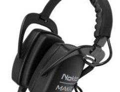 Nokta Makro Waterproof Headphones for Kruzer Series, Simplex+ and Anfibio Metal Detectors - 17000210