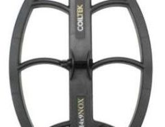 """New Coiltek 14x9 Equinox metal detector coil! Whether you're detecting on land or in water, our NOX metal detector coils make it easy to cover more ground, go deeper and get into even the tightest spots. So you can discover more hidden treasures. • Fully submersible – waterproof to 3m / 10-feet • Excellent Sensitivity! • Fit EQUINOX 600 and 800 • 2-year warranty – register at coiltek.com.au Coiltek 14x9"""" NOX coil With an elliptical shape and great depth, pinpointing, and sensitivity capability, this robust coil is ideal for detecting in water and open fields. Fully Minelab approved! They simply plug-and-play into your 600 or 800 Minelab Equinox detector. Size (mm): 370x245mm / 14.567 X 9.646 Inches Weight: 880g / 1.94 Pounds Waterproof: Yes - fully submersible – waterproof to 3m / 10-feet Warranty: 2 Years from date of purchase Configuration: Double-D (DD) coil Skidplate: Attached Compatible with the Minelab Equinox 600 & 800 detectors."""