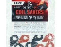 Detect-Ed Coil Savers – Upgrade Washers for Minelab Equinox Metal Detectors Description Rubber Teardrop Washer upgrades for the Minelab Equinox 600 / 800 This pack of 8 x 'Coil Savers' rubber teardrop washers includes two thicknesses of washers for use in the Minelab Equinox coil connector/yoke (4 x 2mm black washers and 4 x 3mm red washers). The washers can be mixed and matched to give the exact thickness you need for your coil and coil connector/yoke). KEY FEATURES: – Eliminate coil ear wear – Reduced chance of coil ear breakage – Tighter coil (no floppy coil) – Easy coil bolt tightening – Suitable for use with Stock Shafts & Detect-Ed Carbon Fiber Shafts.tc.