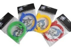 Anderson Coil Cable Cover – 0934 Anderson Coil Cable Cover- Expandable sleeve to protect your detector coil cable. Available in Neon Green, Neon Yellow, Neon Blue, and Red. Compatible: Minelab Equinox 600 | 800 Nokta Makro Simplex Nokta Makro Kruzer Nokta Makro Anfibio