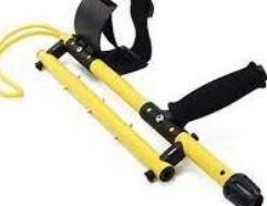 Anderson Minelab Excalibur Metal Detector Carbon Fiber Scuba Shaft All of our Carbon Fiber Shafts are made from High Quality Carbon Fiber. Carbon Fiber has a fantastic weight-to-strength ratio and it is also corrosion resistant. The aluminum arm cuffs also come with 1/8″ neoprene padding and a 2″ adjustable arm strap. Each shaft also has a screw lock system on the end to ensure a tight fit of the lower rod. Total Length: 18″ Distance From End To Handle:7.5″ Color: Black Fits: Minelab Excalibur, Minelab Excalibur 800, Minelab Excalibur 1000, Minelab Excalibur II