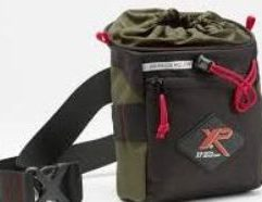 XP Finds Pouch FINDS POUCH FEATURES: Fully compatible with the XP Backpack 280 Universal MOLLE® attachment system to hang and secure accessories Fully washable Water drainage system for underwater or wet weather Multiple storage compartments