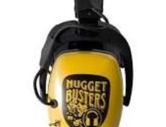 """OS Nugget Buster Headphones - OS NB Detector Pro Nugget Buster Headphones Designed to the Specifications of Demanding Professional Electronic Prospectors and Gold Nugget Hunters Nugget Busters Headphones were designed to the specifications of demanding professional electronic prospectors and gold nugget hunters. They are similar to the Original Gray Ghost but without any limiter for wide open sound. If you are just getting started in gold hunting, we are sure you will never want to use anything but Nugget Busters. *Please Note : If using a Detector Pro Headphone on the Minelab CTX-3030, an optional 1/4"""" mono to stereo adapter may be required when using the removable 1/4"""" Headphone module."""